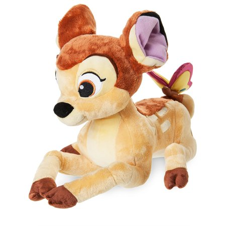 Disney Store Bambi Medium Plush New With Tags