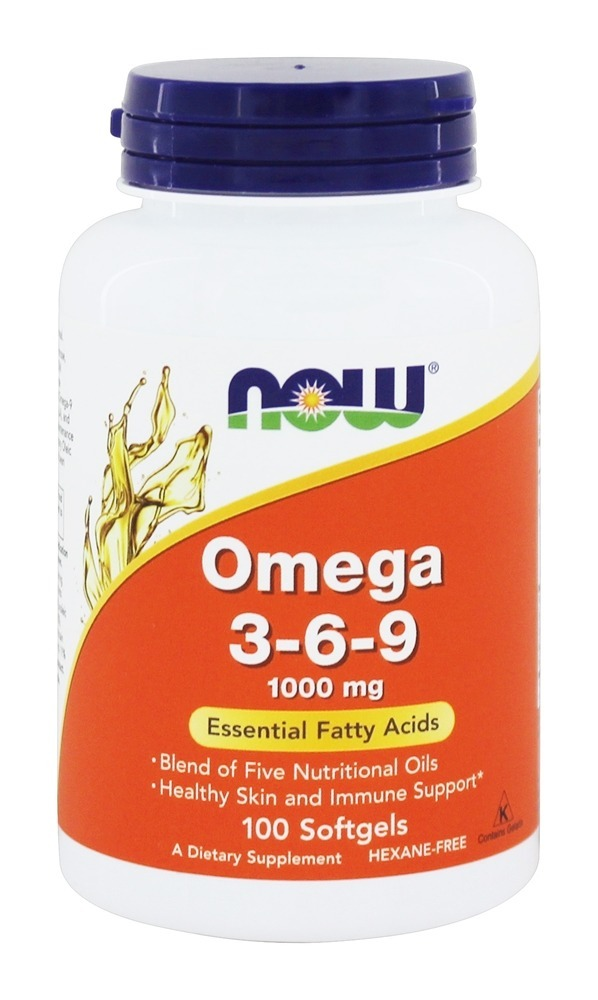 now foods omega 3 6 9
