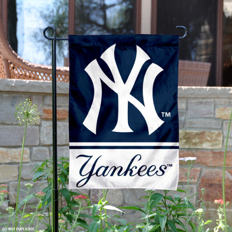 New York Yankees 12.5  x 18  Garden Flag