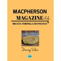 Macpherson Magazine Chef's - Receta Tortilla de patatas