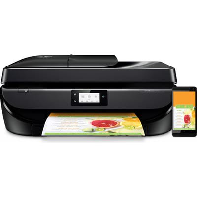 HP OfficeJet 5255 All-in-One Printer (Hp 5510 Photosmart Printer)
