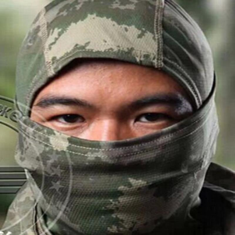Acid Tactical Transitional Camouflage Balaclava Full Face Mask Camo Hunting Airsoft Paintball by