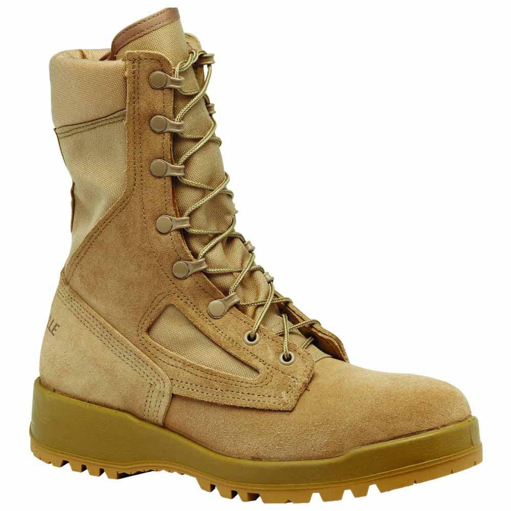 "Belleville F390DES Women 8"" Hot Made Weather Combat Boot US Made Hot 096b5a"