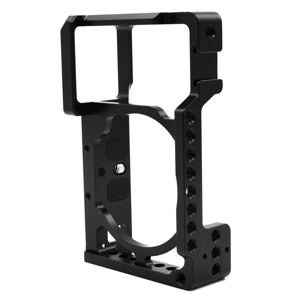 2017 Aluminum Alloy Camera Cage for Sony A6500 ILDC Camer...