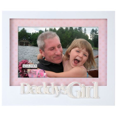 Malden Daddy's Girl Picture Frame