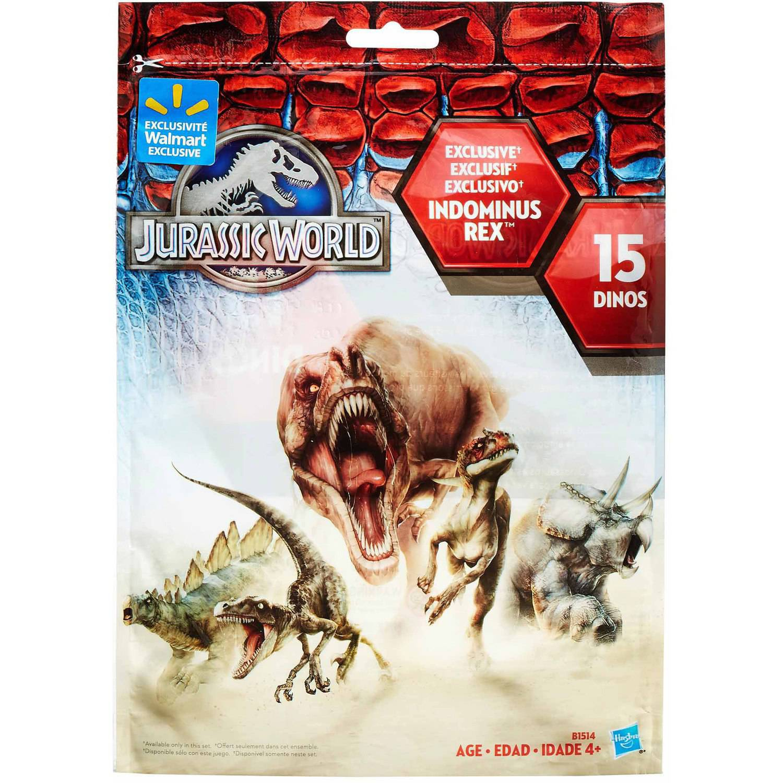 Jurassic World Bag of Dinos