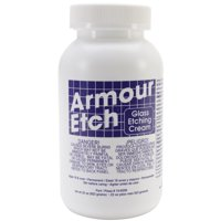 Armour Etch Etching Cream - 22 oz