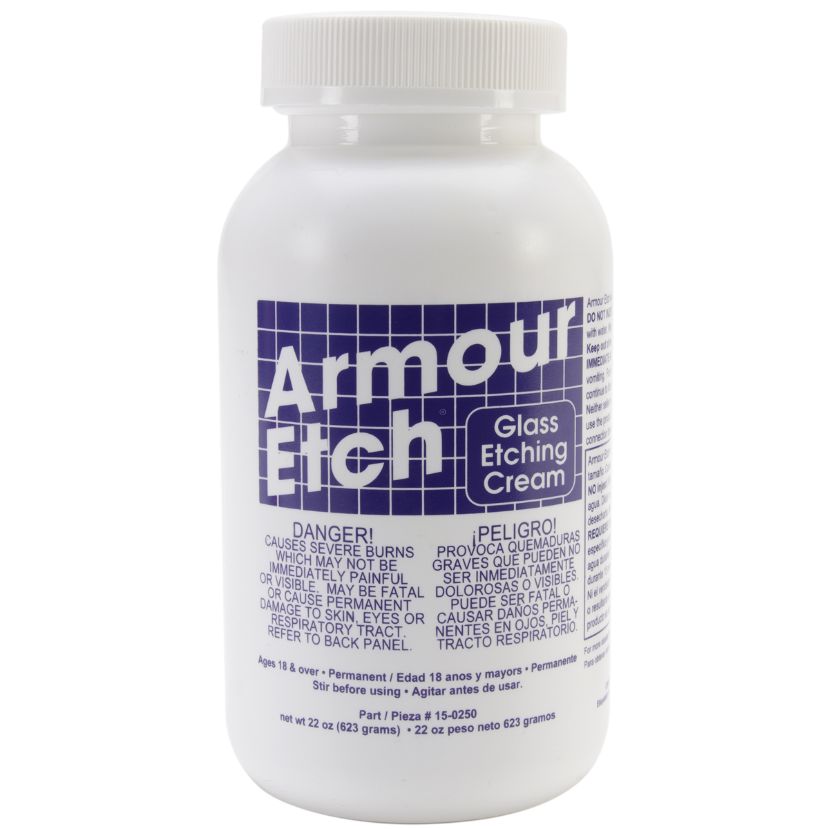 Armour Etch Etching Cream - 22 oz