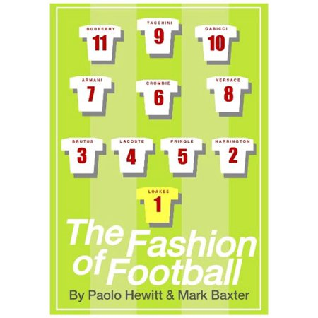 THE FASHION OF FOOTBALL, FROM BEST TO BECKHAM, FROM MOD TO LABEL SLAVE -