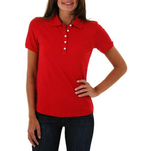 Riders - Women's Martha Ultra-Fit Short-Sleeve Polo Shirt