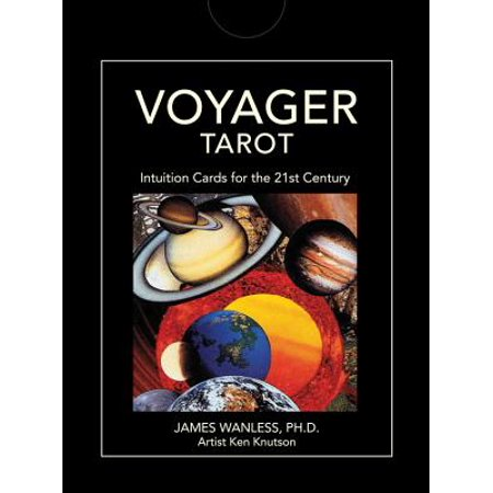 Voyager Tarot : Intuition Cards for the 21st