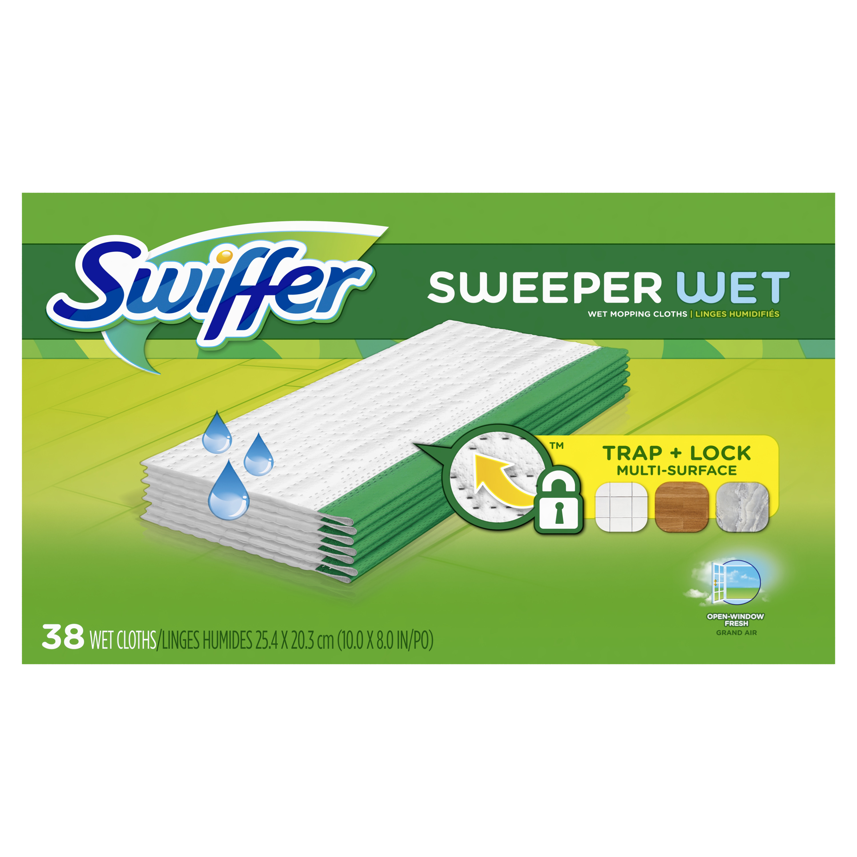 Swiffer Sweeper Wet Mopping Cloths Multi Surface Refills Open The Best 038 Free Android Applications For Electronics Electrical Engineers Window Fresh 38 Count