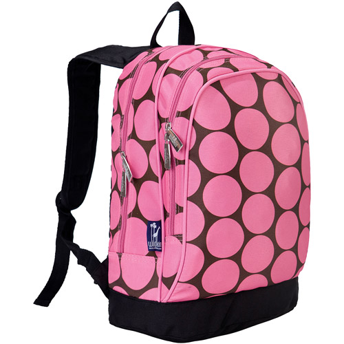 Wildkin Big Dot Pink Sidekick Backpack