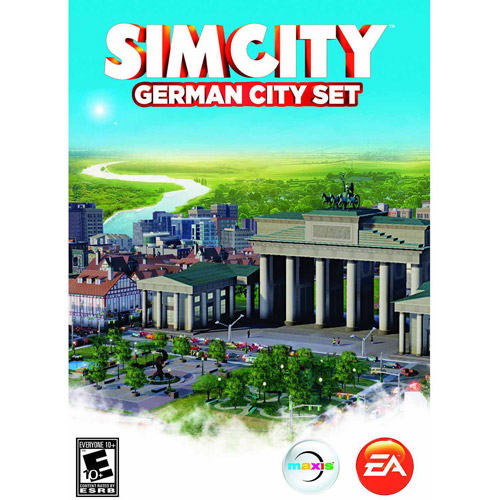 Electronic Arts SimCity Berlin City Expansion Pack (Digital Code)