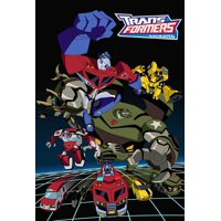 Transformers: Animated POSTER (11x17) (2008) (Style B)