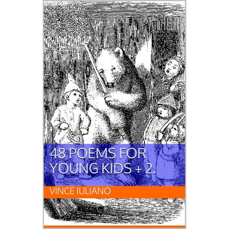 48 Poems for Young Kids + 2. - eBook - Halloween Poems For Young Adults