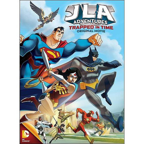 JLA Adventures: Trapped In Time (Widescreen)