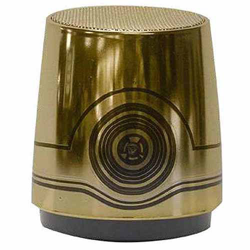 Star Wars C-3P0 Rechargeable Mini Speaker