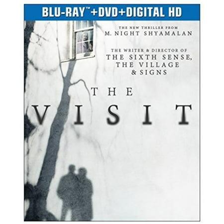 The Visit  Blu Ray   Dvd