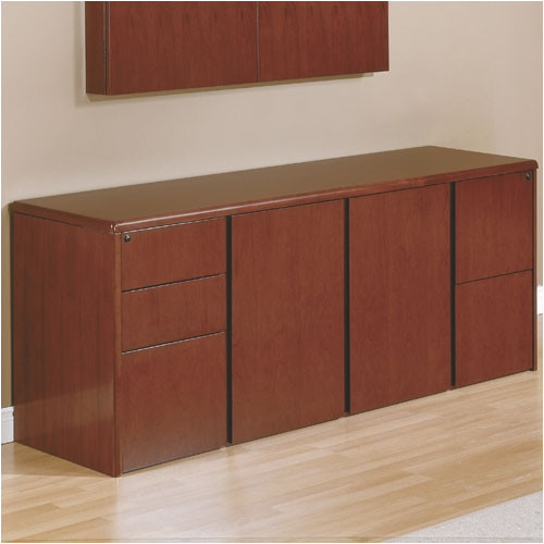 OSP Furniture Sonoma 2 Door Credenza