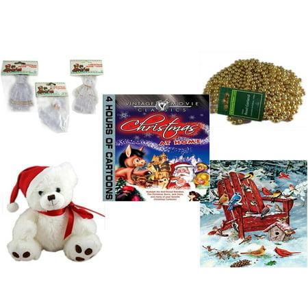 - Christmas Fun Gift Bundle [5 Piece] -  Decorations