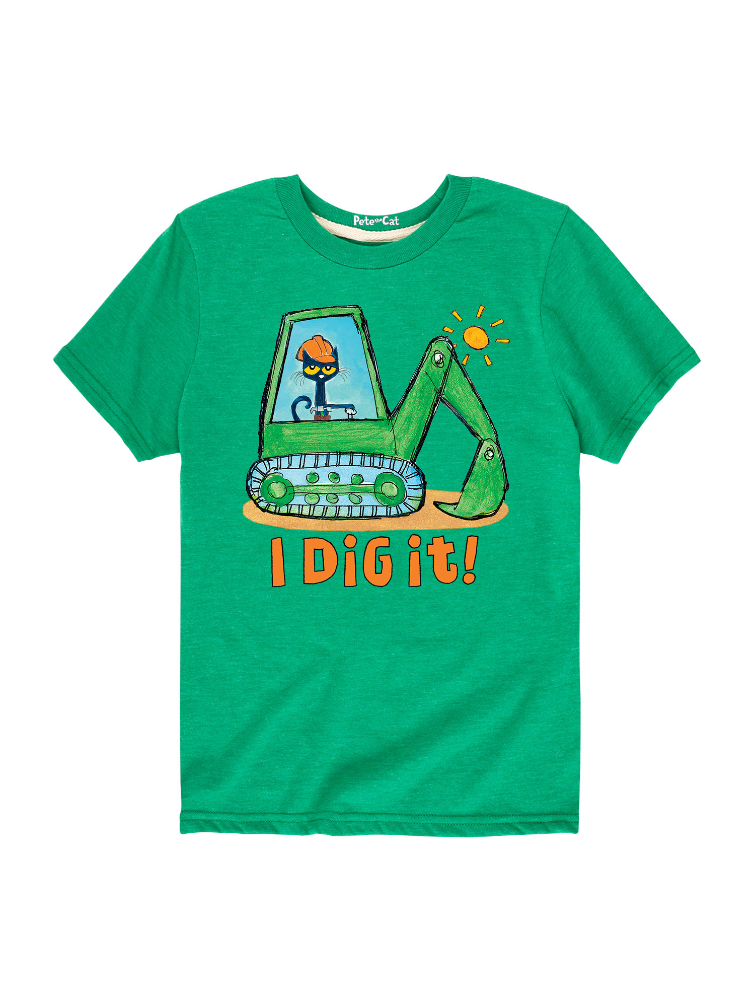 Pete The Cat - Toddler Short Sleeve Tee