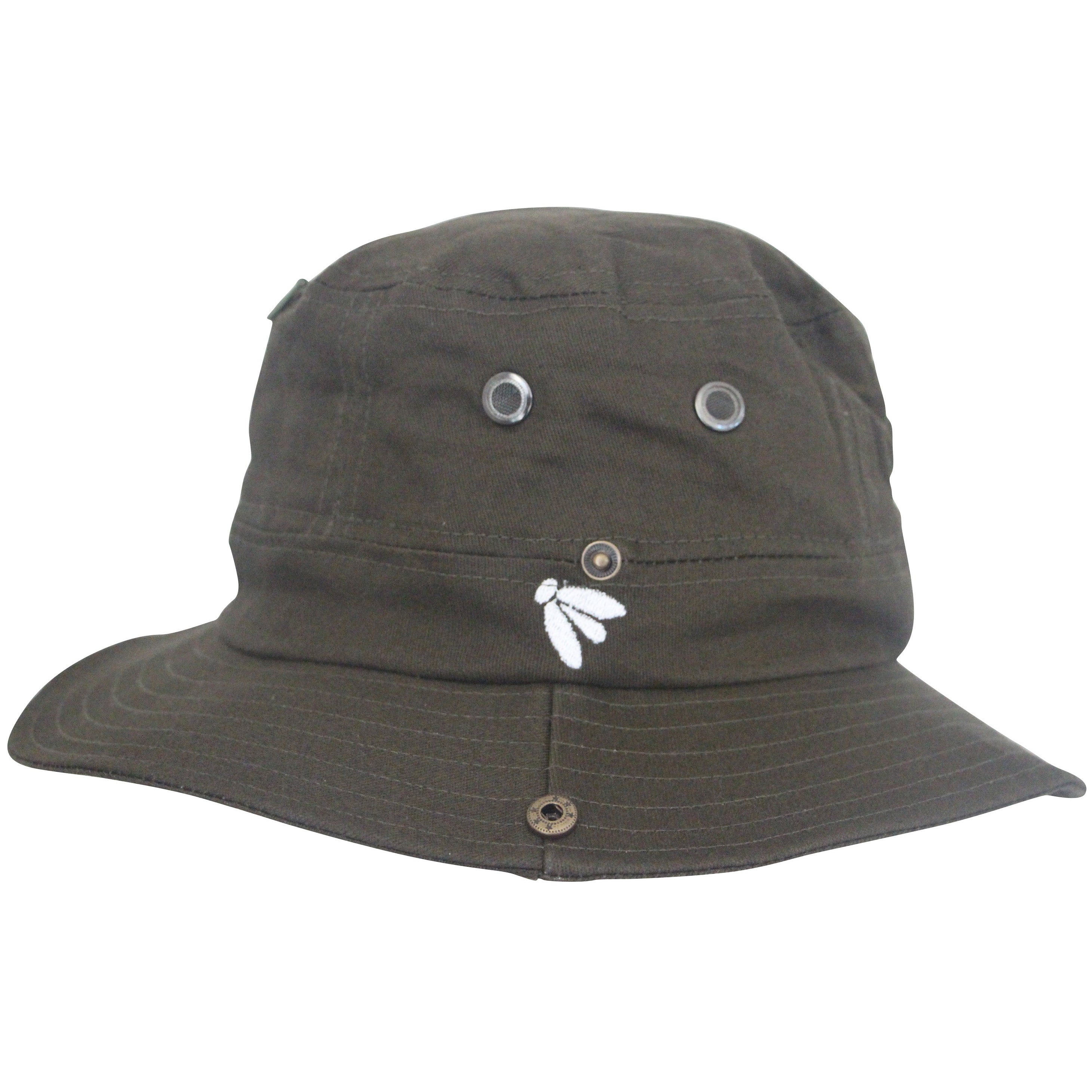 143fba893d358 Bug Hat Bughat Traditional Boonie Mosquito Net Hat Olive Outdoor Hat -  Walmart.com