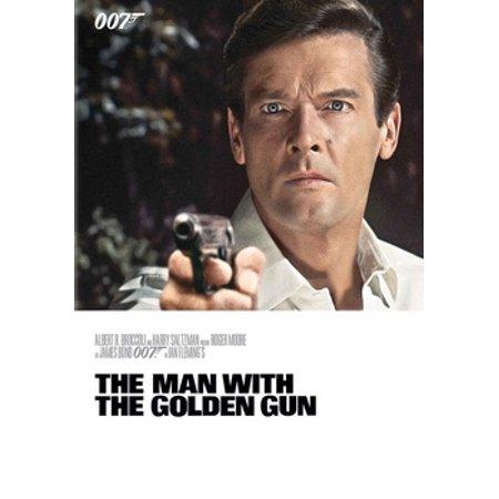 The Man with the Golden Gun (DVD) (The Man With The Golden Gun Scaramanga)