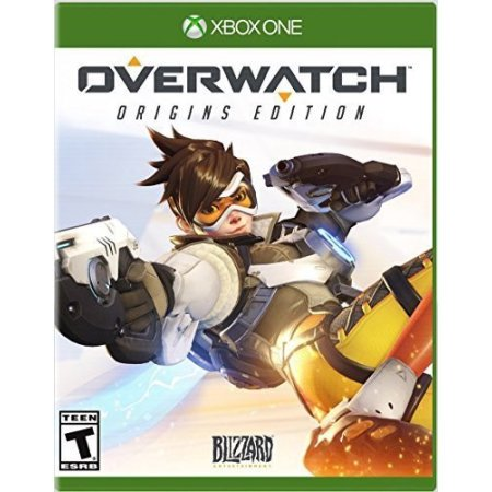 Overwatch Origins  Xbox One    Pre Owned