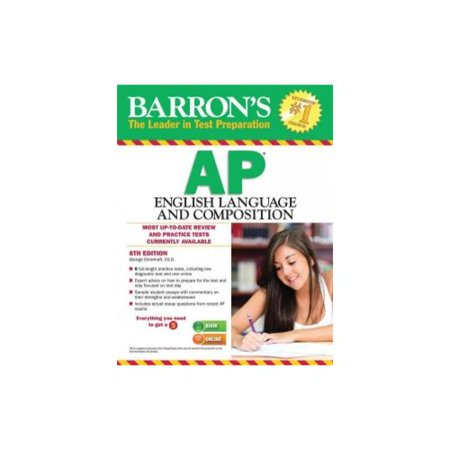 Barrons AP English Language and Composition by