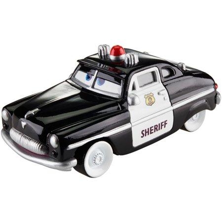 Disney/Pixar Cars Wheel Action Drivers Sheriff Vehicle