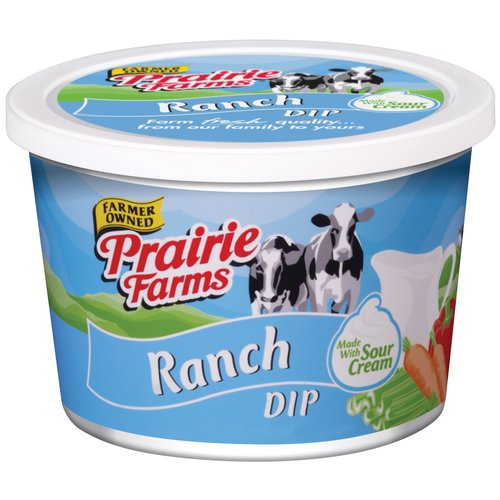 Prairie Farms Ranch Dip, 16 Oz.
