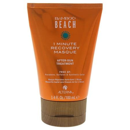 Alterna Bamboo Beach 1 Minute Recovery Masque