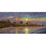 1000 Piece Twilight Moon By Mark Keathley Puzzle