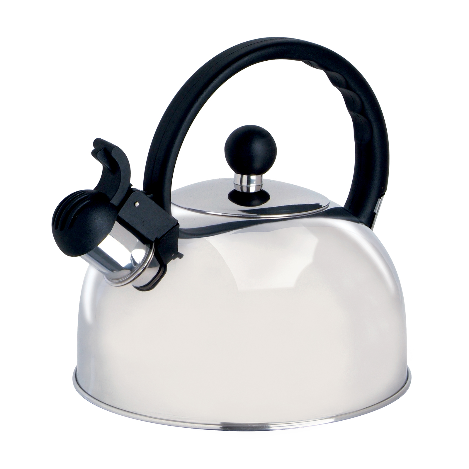 Gibson Home Springberry 2.25 Qt. Stainless Steel Kettle