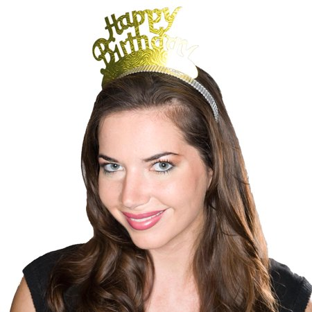 Happy Birthday Tiara (Happy Halloween And Happy Birthday)