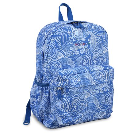 Oz Campus Backpack, Wave (Campus Laptop Backpack)