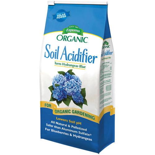 Espoma GSUL6 6lb Organic Soil Acidifier For Hydrangeas and Blueberries