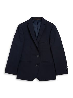 Boy's Slim-Fit 2-Button Blazer