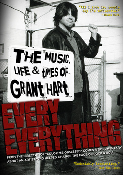 Grant Hart: Every Everything The Music, Life & Times of Grant Hart (DVD) by Music Video Distributors