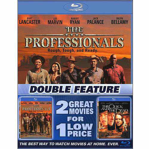 The Professionals / The Quick And The Dead (Blu-ray) (Widescreen)