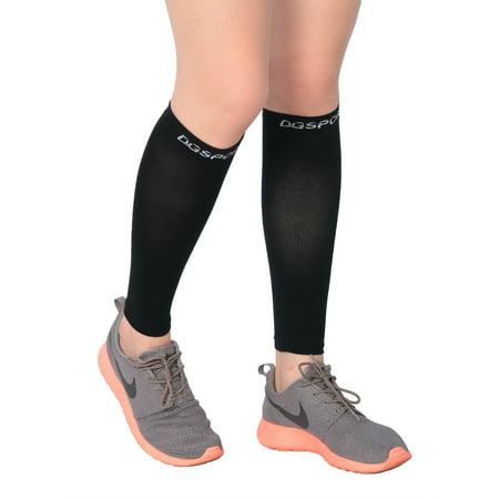 3e18b6a5f2 Calf Compression Sleeve - Leg Compression Socks - Walmart.com