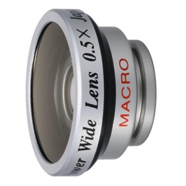 Digital King Wide and Macro Conversion Lens with Magnet Mount for iPhone 4