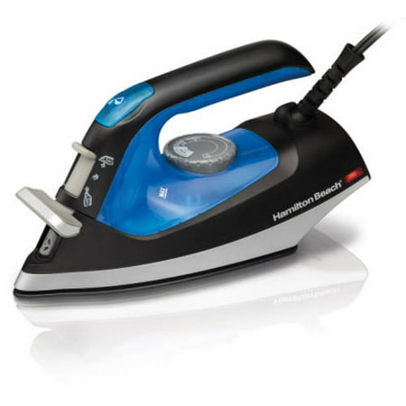Shark Ultimate Professional Steam Iron With Cord Silver Chrome