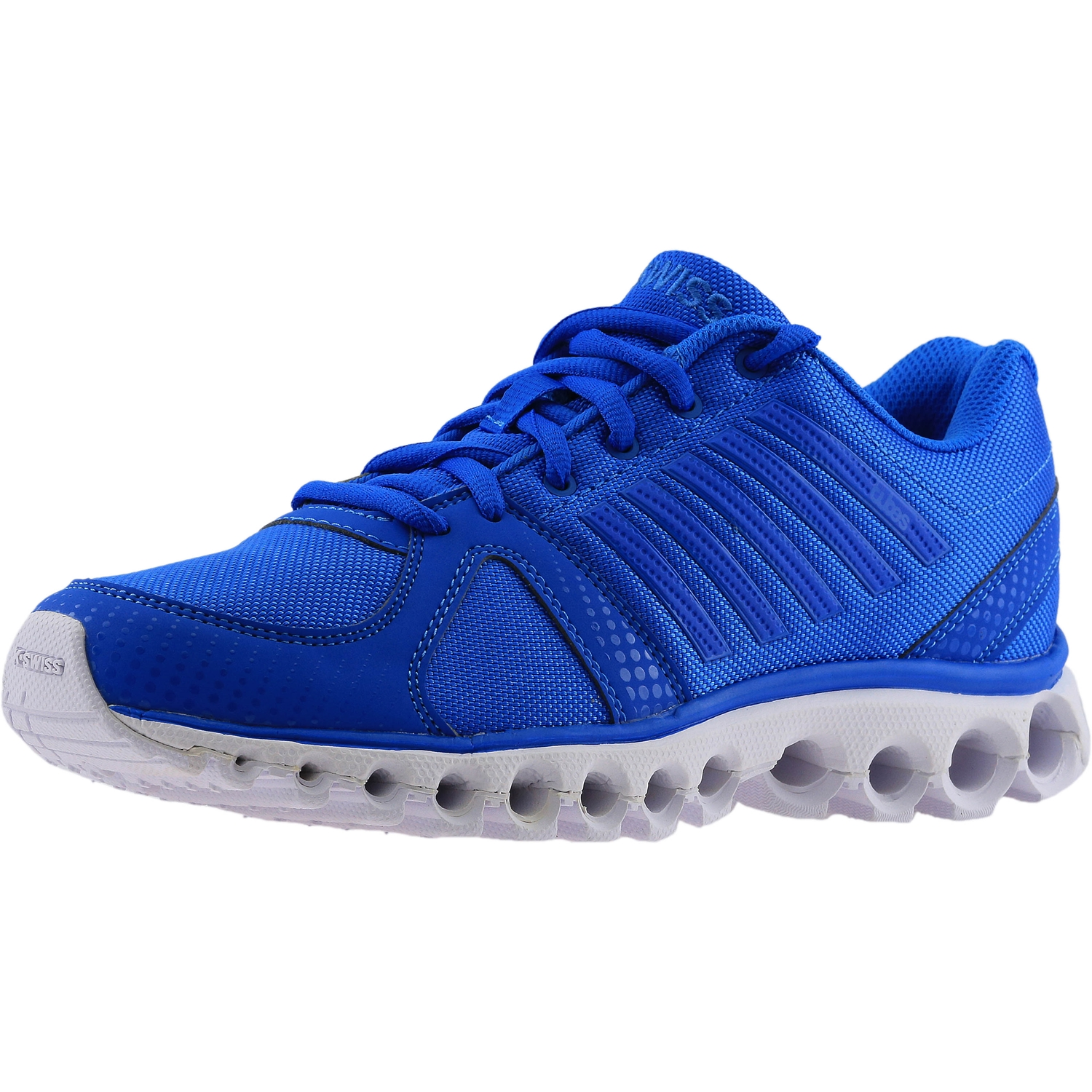 K-Swiss Women's X-160 Cmf Low French Blue / White Ankle-High Running Shoe - 6M