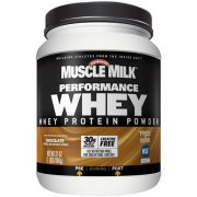 Muscle Milk Perf Whey Chocolate 32oz