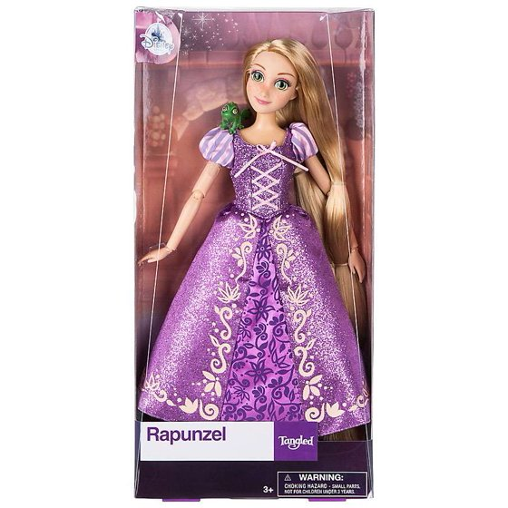 a841c5296e Disney Princess Classic Rapunzel with Pascal Doll - Walmart.com