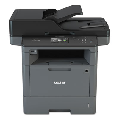 Brother MFC-L5800DW Wireless Monochrome All-in-One Laser ...