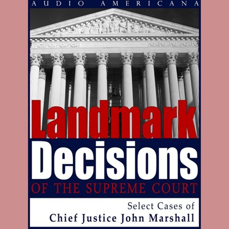Landmark Decisions of the Supreme Court - (Landmark Decisions Of The United States Supreme Court)