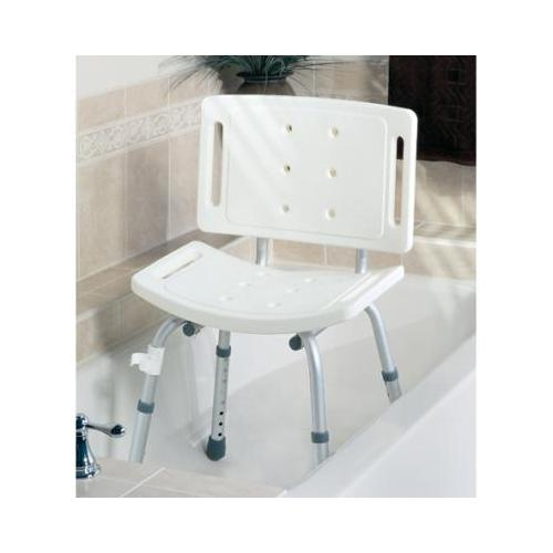 Basic Shower Chair with Back G30402